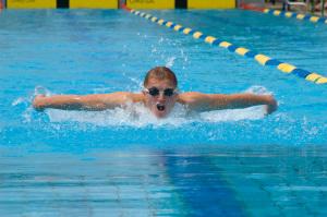 Eric Michel swim